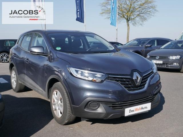 Renault Kadjar 1.2 TCe 130 Life ENERGY Klimaautomatik, Tem, Jahr 2015, Benzin