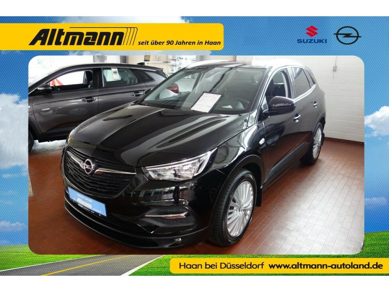 Opel Grandland X Edition IntelliLink / Sitzheiz. / Einparkhilfe, Jahr 2018, Benzin