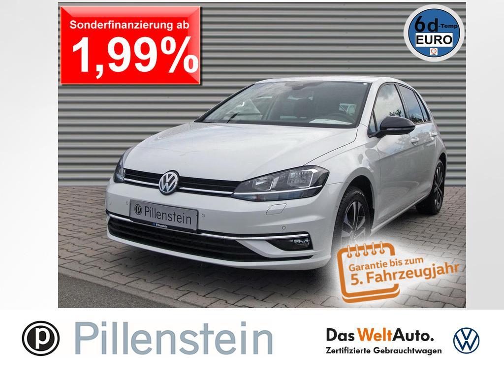 Volkswagen Golf 1.6 TDI IQ.DRIVE ACC STANDH PARKLENK KAMERA, Jahr 2019, Diesel