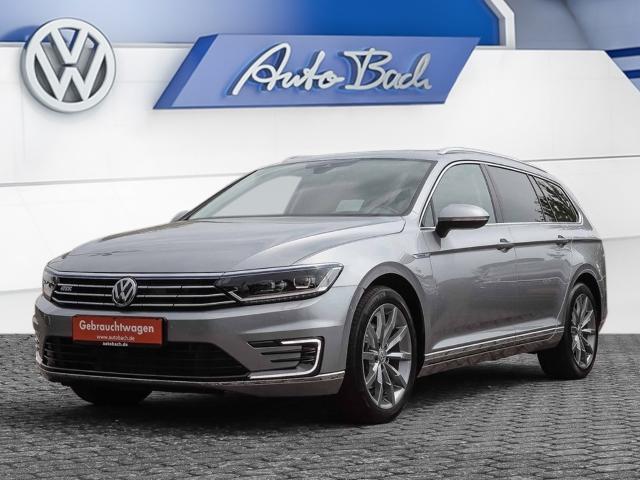 volkswagen passat variant gte 1.4 tsi dsg navi led panorama standheizung acc dcc ahk, jahr 2018, hybrid