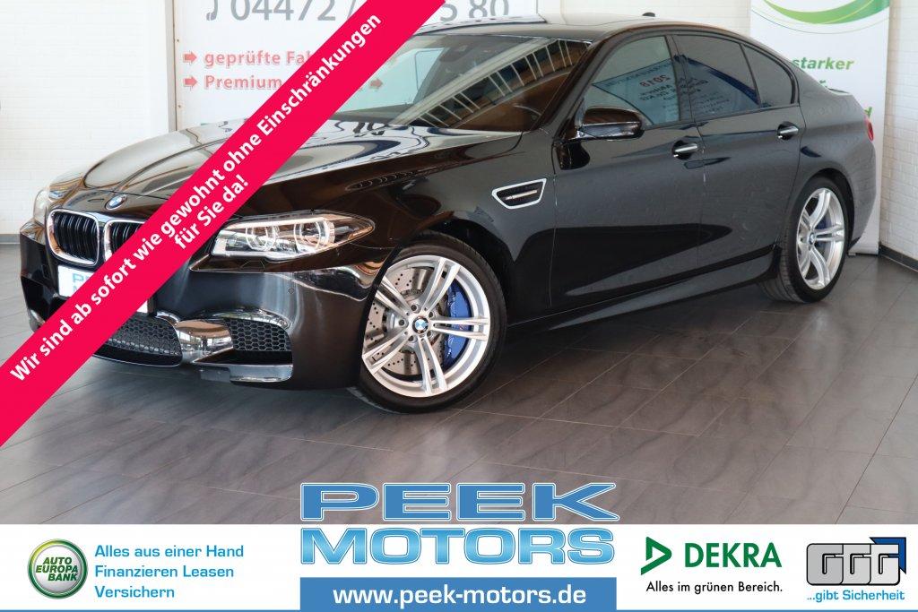 BMW M5 DKG Schiebedach Head-Up-Display Leder LED Navi, Jahr 2016, Benzin