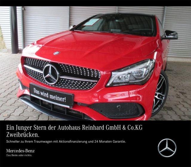 Mercedes-Benz CLA 200 Shooting Brake AMG+7G+Pano+Night+Kam+LED, Jahr 2016, Diesel
