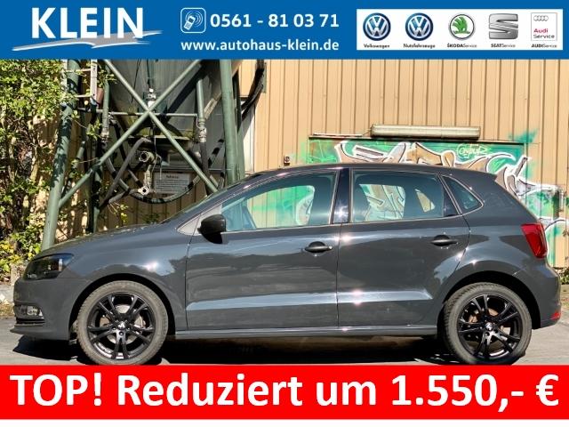 Volkswagen Polo Trendline 1.4 TDI Klima Temp DPF Regensensor Navi, Jahr 2015, Diesel