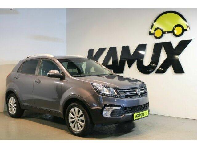 Ssangyong Korando 2.2 Diesel e-XDi 220 Quartz 2WD+Navi+AHK, Jahr 2017, Diesel