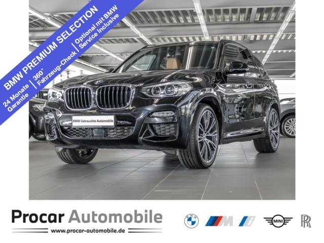 BMW X3 xDrive20d M Sport Adapt. Fahrwerk DA+ H/K 21'', Jahr 2019, Diesel
