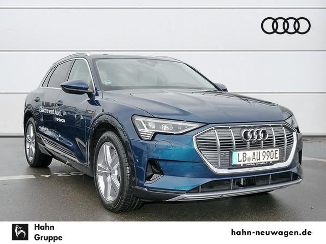 Audi e-tron 55 quattro/LED/B&O/Navi/, Jahr 2019, electric