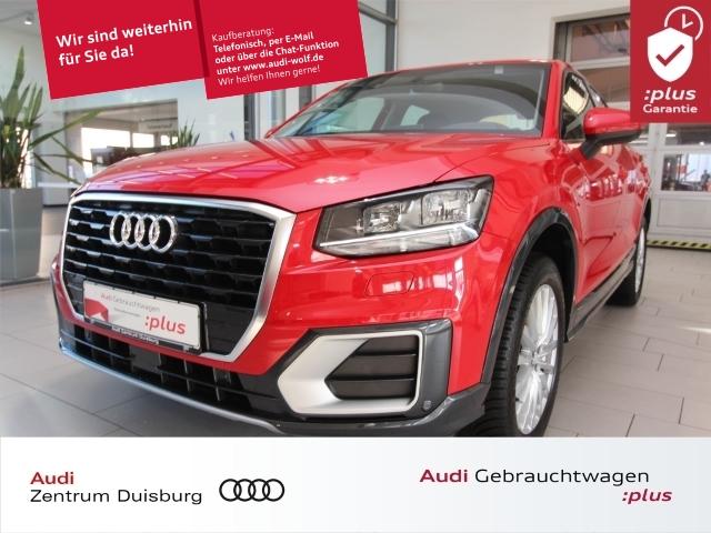 Audi Q2 30 TFSI design Navi Keyless Kamera SHZ, Jahr 2020, Benzin