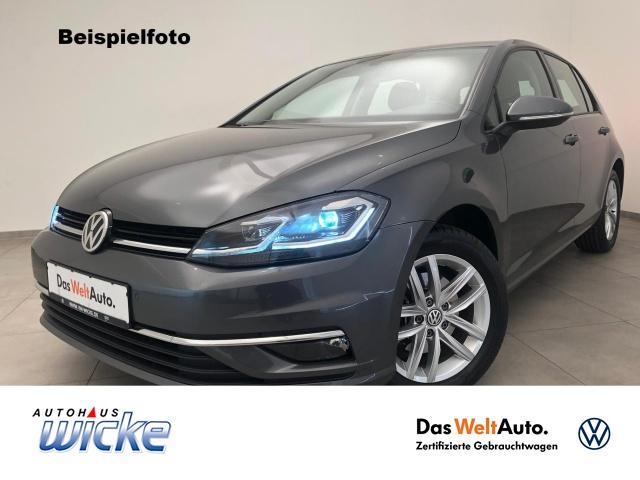 Volkswagen Golf VII 1.5 TSI DSG Highline ACC Navi Klima, Jahr 2017, Benzin