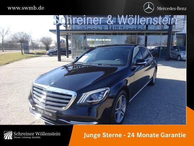 Mercedes-Benz S 350 d lang *Chauffeur*Comand*360°*EDW*LED*SHZ*, Jahr 2018, Diesel