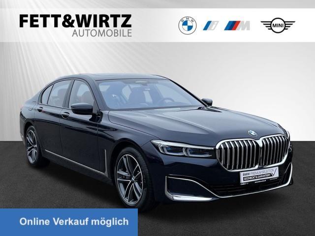 BMW 730d Exc.Drive GSD Sitzlüft. Laser H/K Massage, Jahr 2020, Diesel