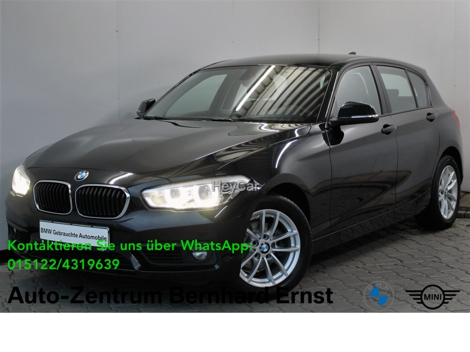 BMW 118d Advantage Aut. Navi Business Klimaaut. PDC, Jahr 2018, Diesel