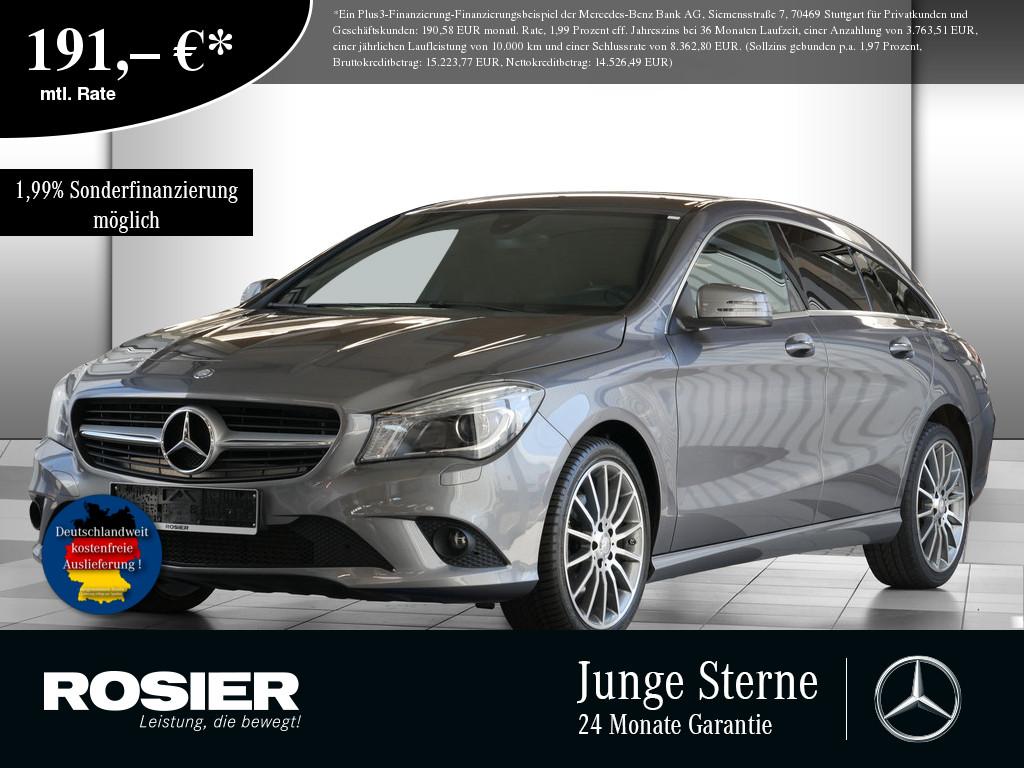 Mercedes-Benz CLA 200, Jahr 2016, Benzin