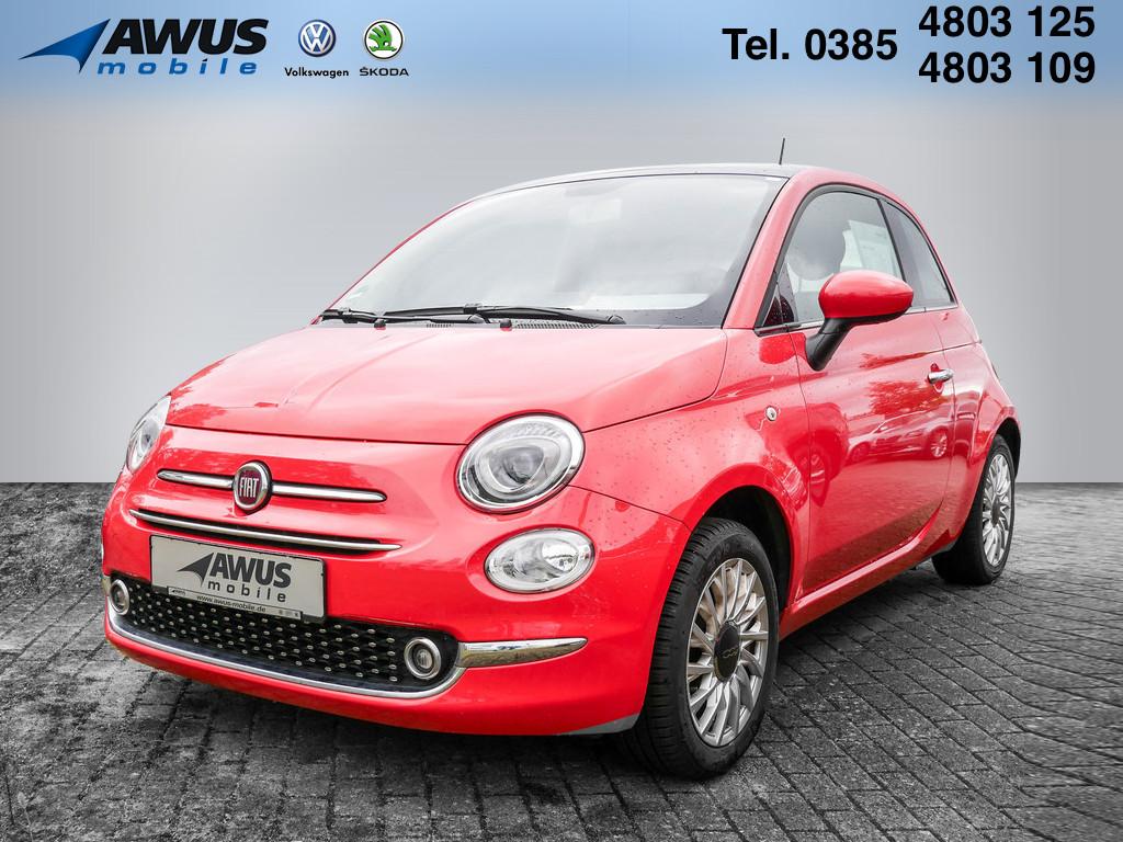 Fiat 500 1.2 8V Lounge, Jahr 2016, Benzin