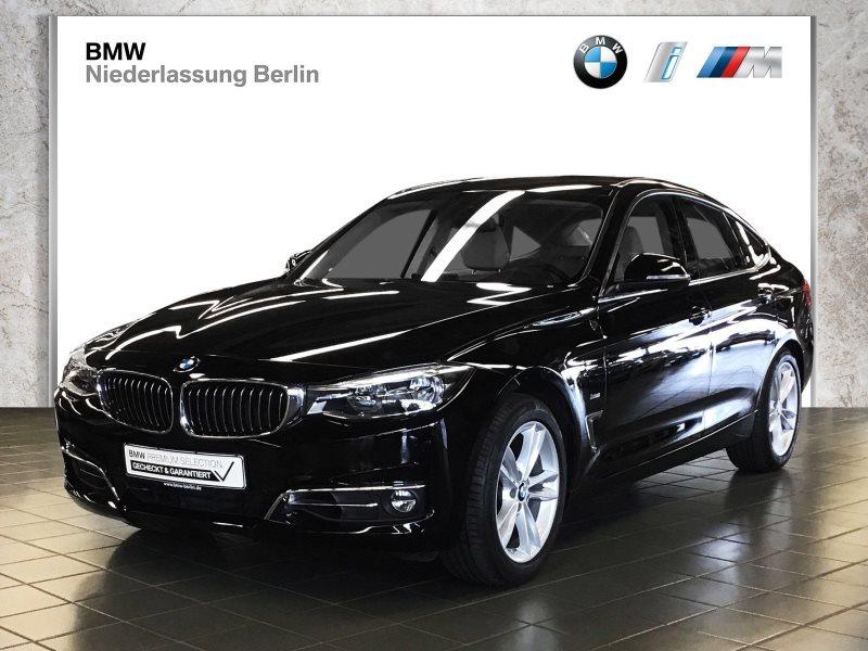 BMW 330 Gran Turismo i EU6 Aut. Leder LED Navi Prof., Jahr 2018, Benzin