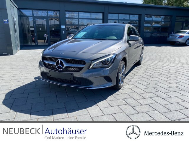 Mercedes-Benz CLA 200 Shooting Brake Standheiz/Pano-Dach/LED++, Jahr 2019, Benzin