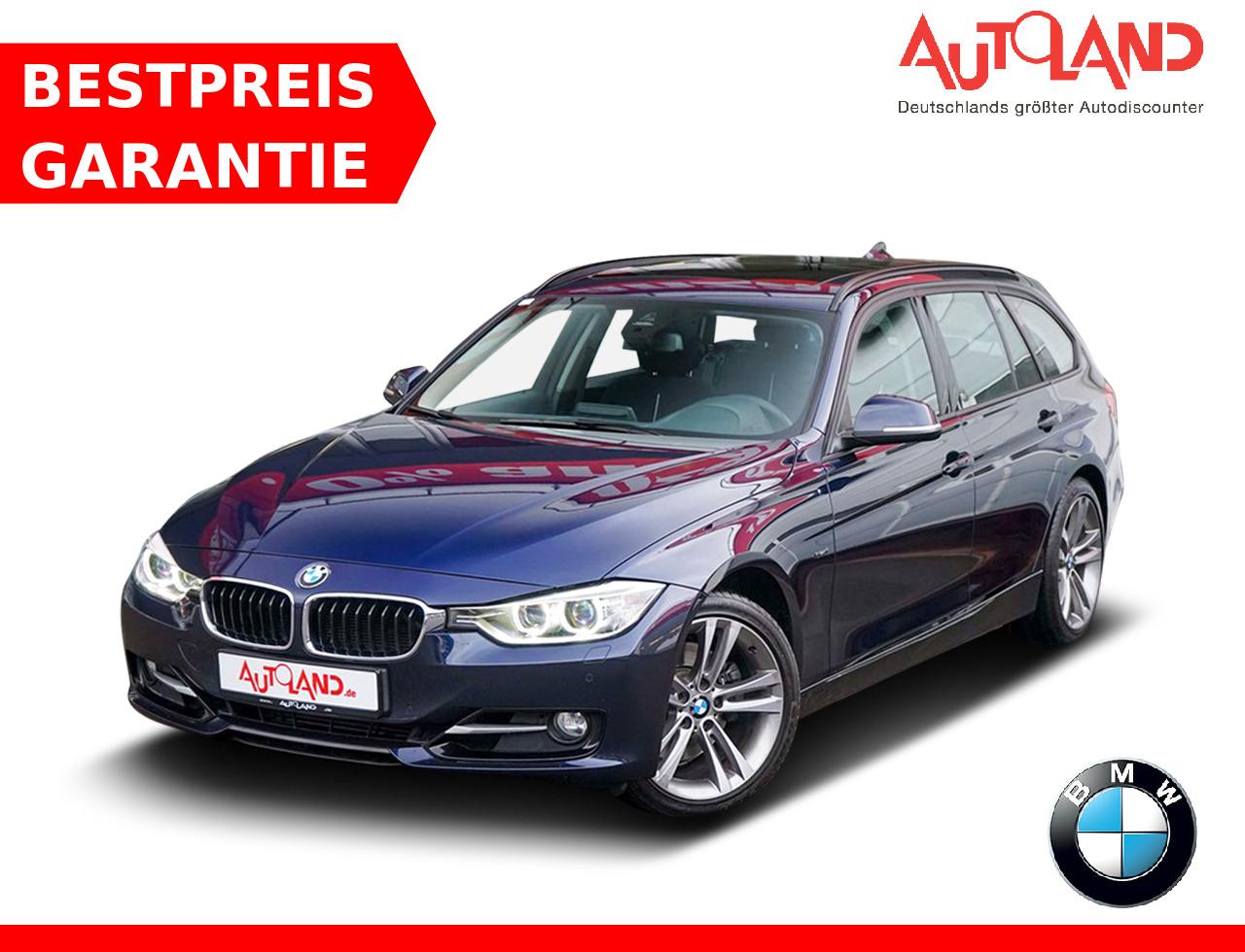 BMW 328, Jahr 2014, Benzin