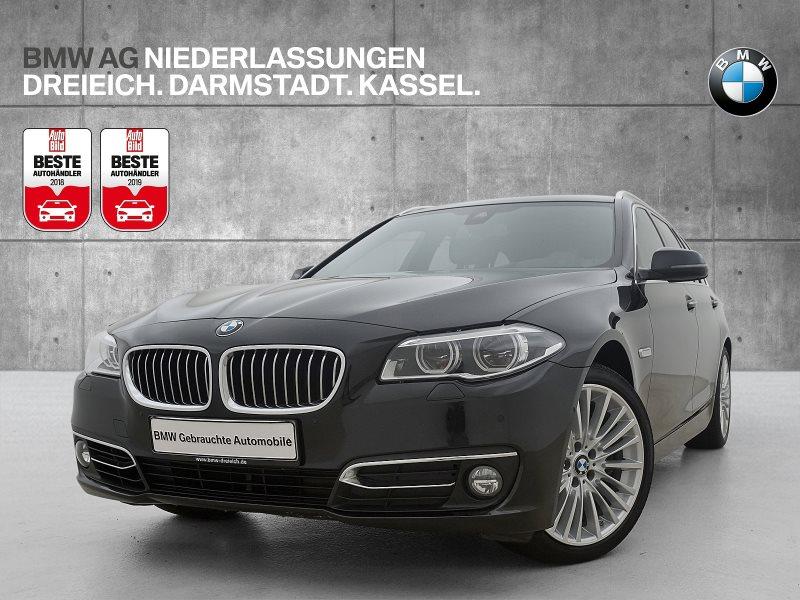BMW 535d xDrive Touring Head-Up HK HiFi Adapt.Dr., Jahr 2017, Diesel