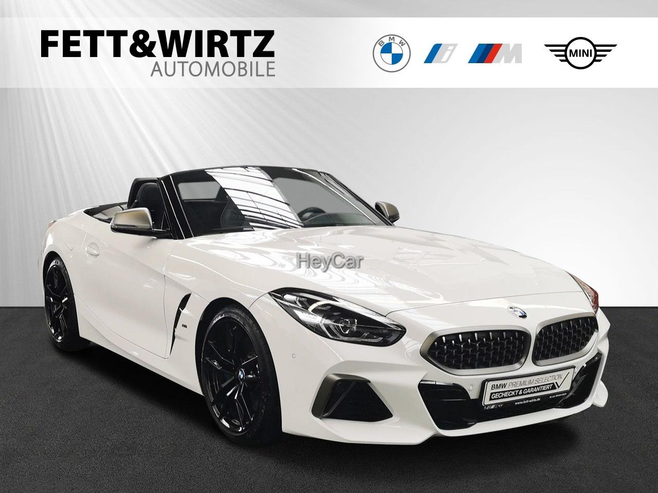 BMW Z4 M40i Cabrio LC-Prof. HUD H/K LED 19''LM, Jahr 2021, Benzin