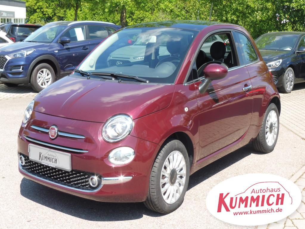 Fiat 500 1,2 69PS Lounge mit Klima, Jahr 2015, Benzin