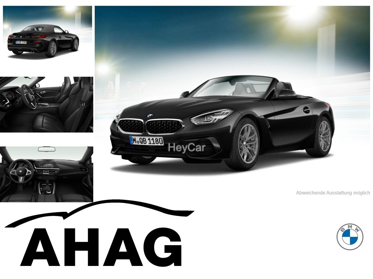 BMW Z4 sDrive20i HIFI 18Zoll Apple-CarPlay Komfortz, Jahr 2020, Benzin