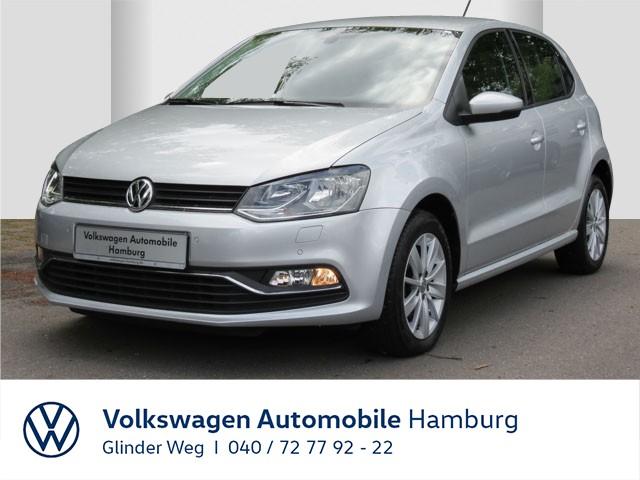 Volkswagen Polo 1.0 Comfortline/Navi/Ganzjahresreifen, Jahr 2017, Benzin