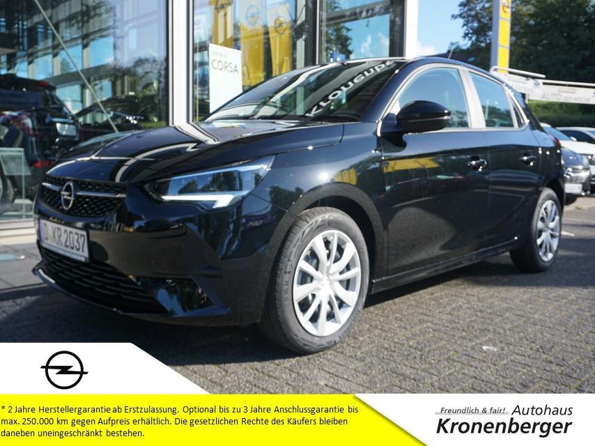 Opel Corsa F 1.2 Edition AT Klima Sitzheizung, Jahr 2020, Benzin