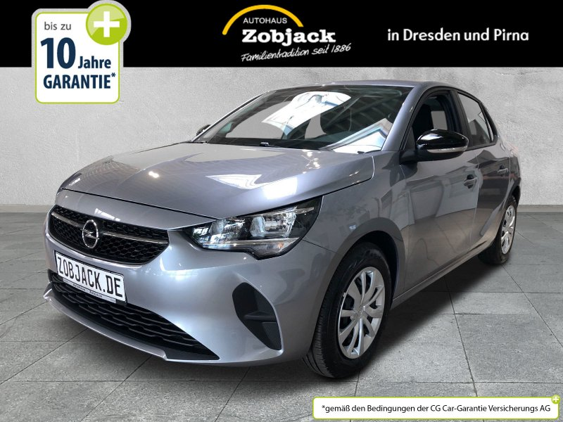 Opel Corsa-F Edition 1.2 *DAB+*SHZ*LHZ*, Jahr 2020, Benzin