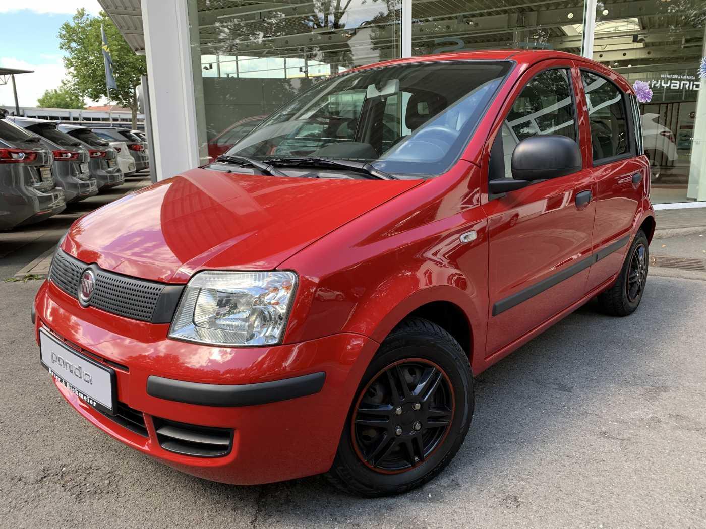 Fiat Panda 1.2 Classic KLIMAANLAGE+CD-RADIO+ALLWETTERREIFEN, Jahr 2012, Benzin