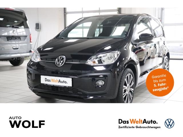 Volkswagen up! United 1.0 EU6d Rückfahrkam. LED-Tagfahrlicht Multif.Lenkrad RDC Klimaautom, Jahr 2020, Benzin