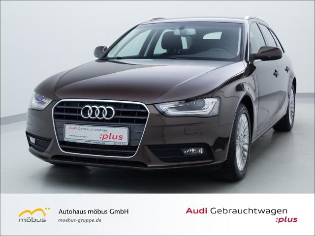 Audi A4 Avant Ambiente 2.0 TDI multitronic, Jahr 2013, Diesel
