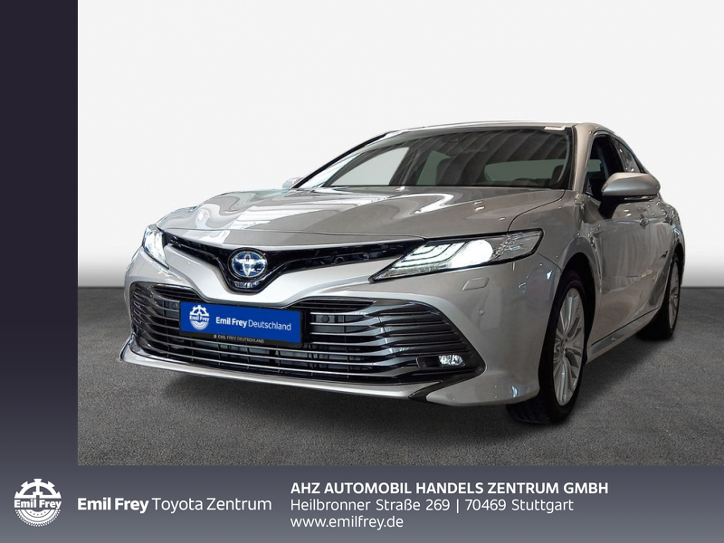 Toyota Camry 2.5 Hybrid Executive / LED / Navi / Leder, Jahr 2019, Hybrid