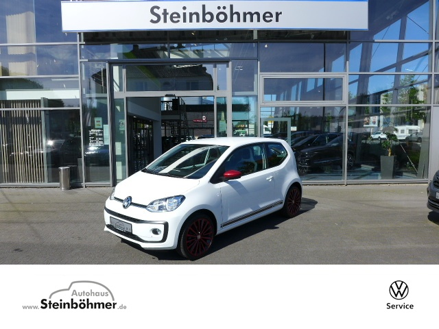 "Volkswagen up! high up! 1.0l Sitzhz ParkPilot 17"" Bluetooth, Jahr 2018, petrol"