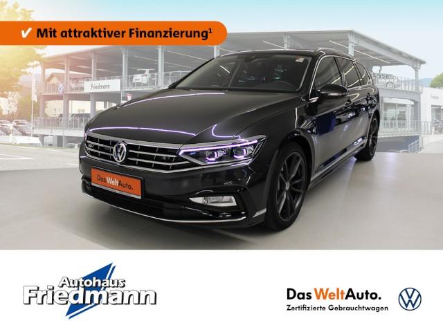 volkswagen passat variant 2.0 tdi r-line iq pano ahk, jahr 2020, diesel