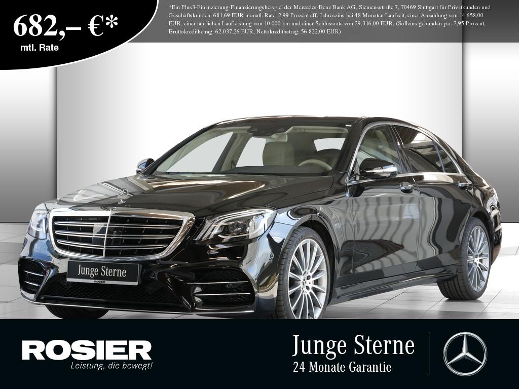 Mercedes-Benz S 400 d 4M L AMG Sport, Jahr 2018, Diesel