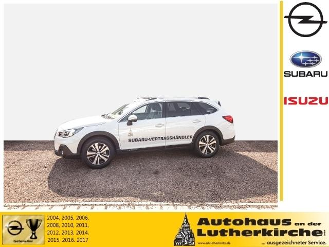 Subaru Outback 2.5i Sport Vollausstattung, Jahr 2019, petrol