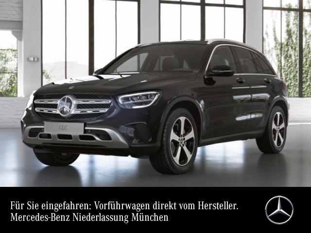 Mercedes-Benz GLC 200 4M LED+Kamera+Spur+Totw+Keyless+9G, Jahr 2020, Benzin