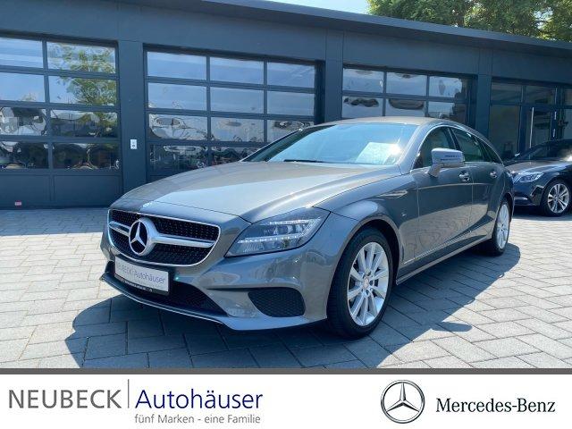 Mercedes-Benz CLS 220 d Shooting Brake Navi/Autom./Klima/LED, Jahr 2016, Diesel