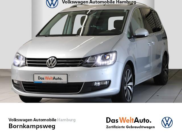 Volkswagen Sharan 2.0 TSI Sound DSG NAVI/BI-XENON/PANO/DAB+, Jahr 2017, Benzin