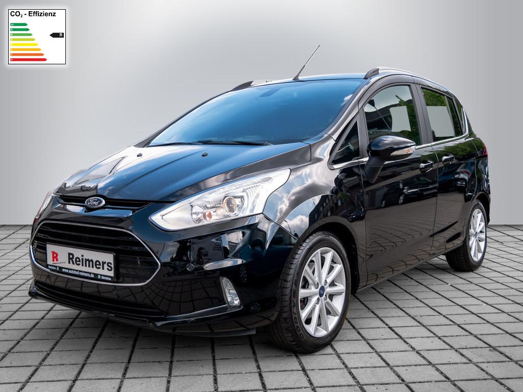 Ford B-MAX TITANIUM 1.0 ECOBOOST, Jahr 2017, Benzin