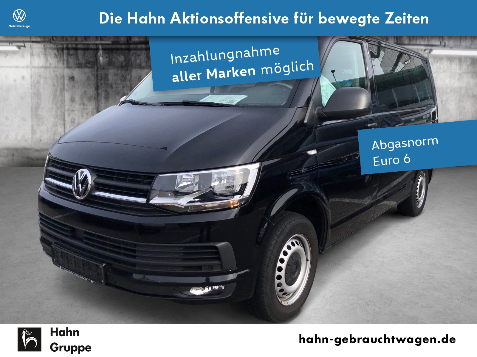 Volkswagen T6 Caravelle Klima PDC Standheizung, Jahr 2017, Diesel