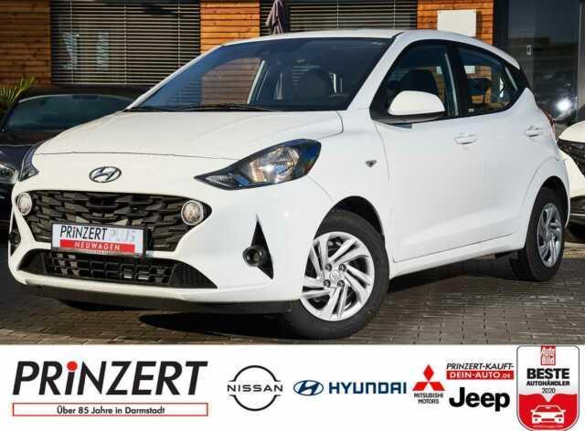 Hyundai i10 finanzieren
