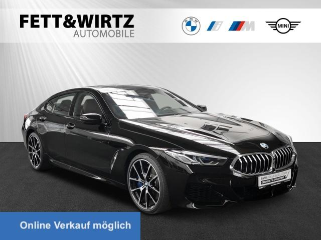 BMW 840i xDrive GC M-Sport Leas. ab 855,- br.o.Anz., Jahr 2019, Benzin