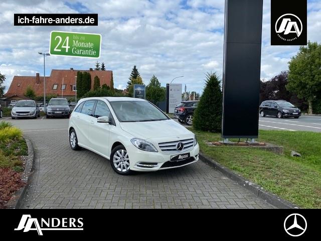 Mercedes-Benz B 180 CDI Bi-Xenon+Navi+Spiegel-P+Chrom-P+SHZ, Jahr 2014, Diesel