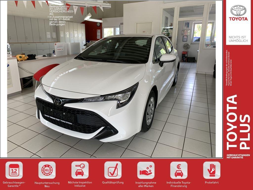 Toyota Corolla 1.2 Turbo (ZE1HE), Jahr 2019, Benzin