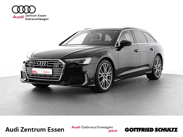 Audi A6 Avant 45 TDI quattro S-TRONIC S-LINE LED B&O PANO PDC RÜFAHR FSE MUF, Jahr 2019, Diesel