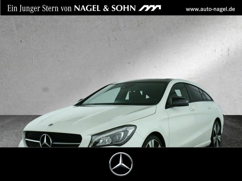 Mercedes-Benz CLA 200 Shooting Brake Urban NAVI+LED+PANO+KAMER, Jahr 2019, Benzin