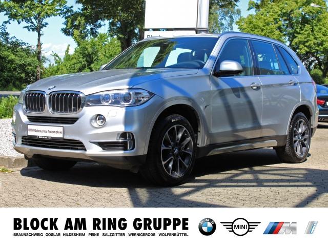 BMW X5 xDrive30dA Navi GSD HuD Harmann AHK Xenon Klima, Jahr 2015, Diesel