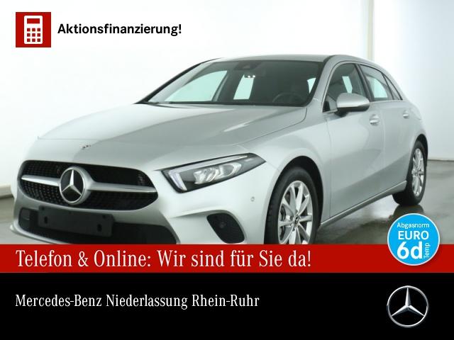 Mercedes-Benz A 200 Progressive Navi Premium LED Spurhalt-Ass, Jahr 2019, Benzin