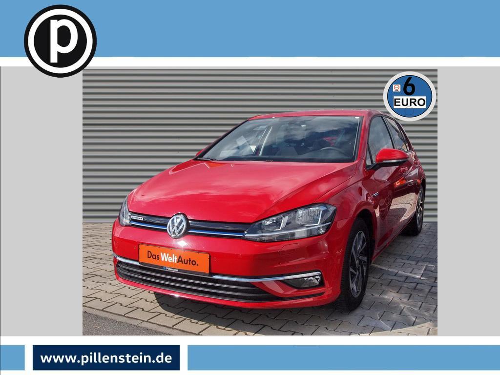 Volkswagen Golf VII 1.5 TSI Sound (EURO 6) ACC Sitzhzg PDC+, Jahr 2018, Benzin