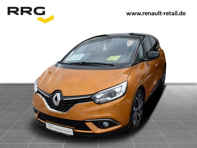 Renault SCENIC 4 1.2 TCE 130 BOSE EDITION, Jahr 2017, Benzin